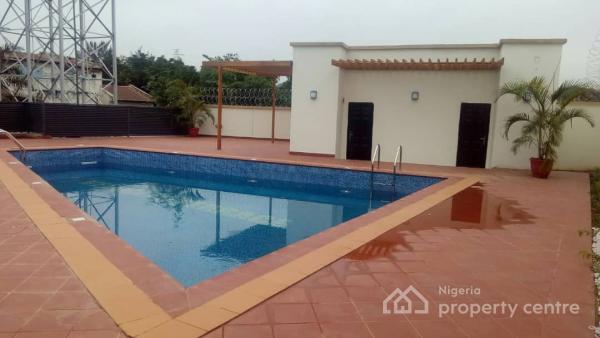 4 Bedroom Terrace Duplex with Servant Quarters, Maitama District, Abuja, Terraced Duplex for Rent
