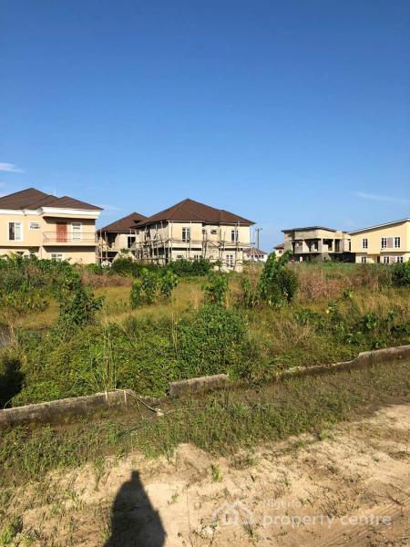 720 Sqm  of Land, Block D Plot 19, Pearl Gardens, Sangotedo, Ajah, Lagos, Residential Land for Sale