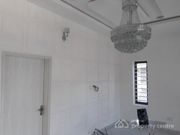 Luxury 4 Bedroom Terrace Duplex with Excellence Facilities, Lafiaji, Lekki, Lagos, Terraced Duplex for Sale