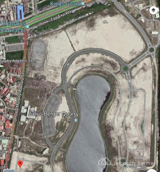 956sqm of Prime Land, Twin Lake Estate By Chevron, Lekki Expressway, Lekki, Lagos, Residential Land for Sale
