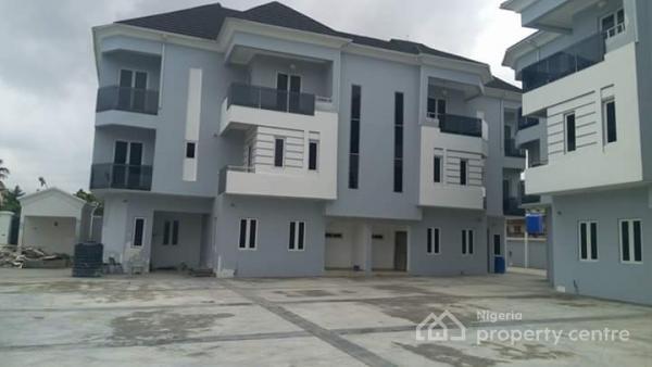 Brand New and Tastefully Finished 5 Bedroom Detached Duplex in an Estate, Adeniyi Jones, Ikeja, Lagos, Detached Duplex for Sale