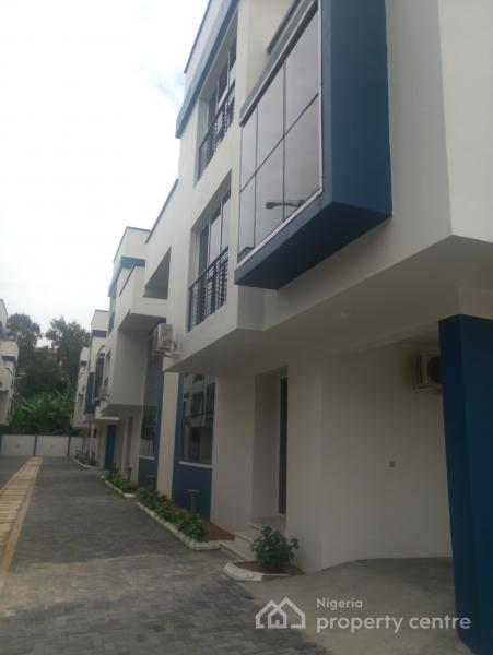 4 Bedroom Terrace House, Off Glover Road, Old Ikoyi, Ikoyi, Lagos, Terraced Duplex for Sale