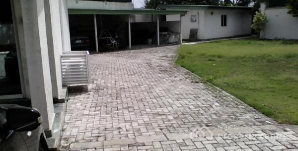 4 Bedroom Bungalow with 1 Bedroom Guest Chalet for Commercial Purposes, Alexandra Road, Old Ikoyi, Ikoyi, Lagos, Detached Bungalow for Rent