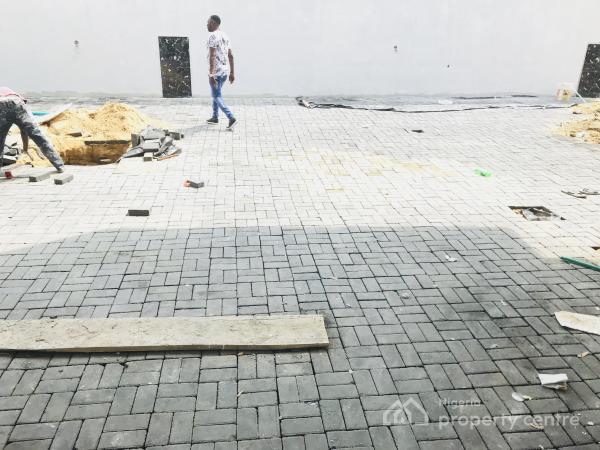 Lovely Four Bedroom Terrace House, Lafiaji, Lekki, Lagos, Terraced Duplex for Sale