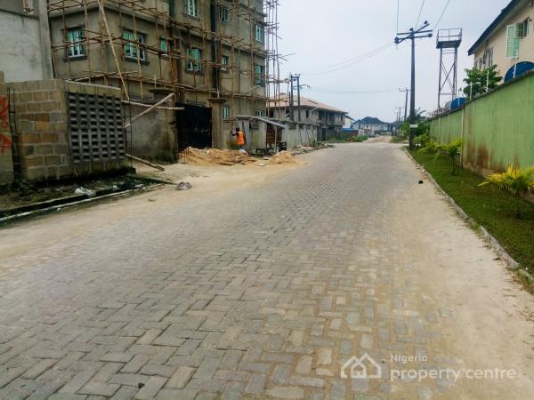 Three Bedroom Flat, Canaan Estate, Ajah, Lagos, Flat for Rent