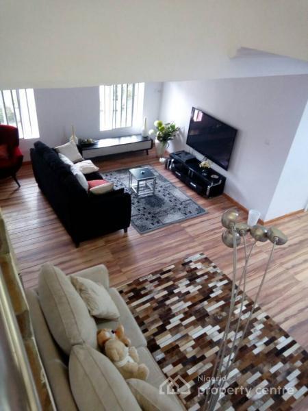 Fully Furnished 4 Bedroom Semi Detached Duplex with Bq, New Horizon 1, Nike Art Gallery Road, Ikate Elegushi, Lekki, Lagos, Semi-detached Duplex for Rent