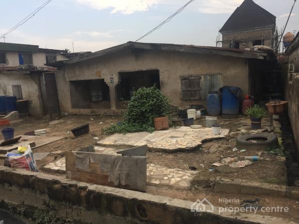 Plot of Land, Animashaun B/stop, Akowonjo, Alimosho, Lagos, Land for Sale