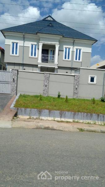 Newly Nicely Built 4 Bedroom Fully Detached Duplex with Bq, Omole Phase 2, Ikeja, Lagos, Detached Duplex for Sale