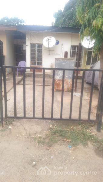 1 Bedroom Bungalow to Be Converted to 2 Bedroom, Garki, Abuja, Terraced Bungalow for Sale