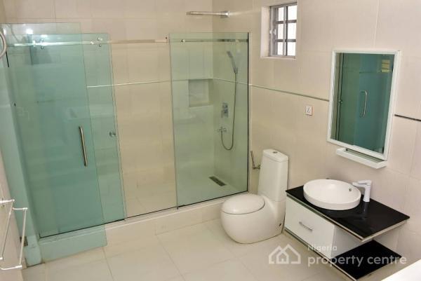 Tastefully Finished 4 Bedroom Semi Detached Duplex with Bq, Osapa, Lekki, Lagos, Semi-detached Duplex for Sale