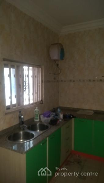 Luxury 3 Bedroom with Air Conditioners, Lifecamp, Kado, Abuja, Flat for Rent