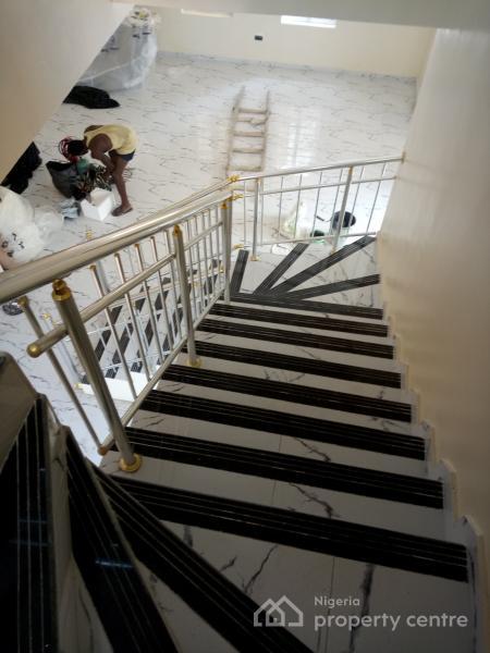 Luxury Brand New 5 Bedroom Duplex in a Service Estate, Megamound Estate, Lekki Expressway, Lekki, Lagos, Detached Duplex for Rent