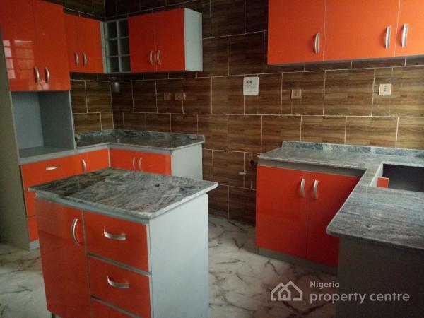 Newly Built 4 Bedroom Semi-detached Duplex with Bq, Divine Homes G. R. a, Thomas Estate, Ajah, Lagos, Semi-detached Duplex for Sale