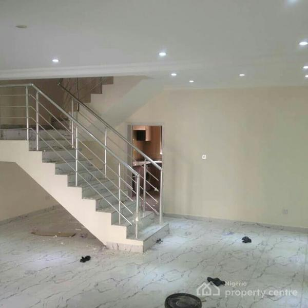 Tastefully Well Built 4  Bedroom Duplex, Off Chevron Drive, Chevy View Estate, Lekki, Lagos, Terraced Duplex for Rent
