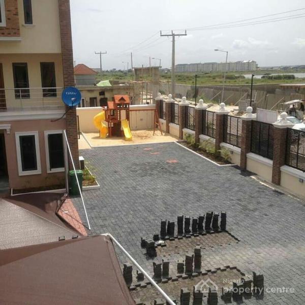 Topnotch 4 Bedroom Terrace Duplex, Off Chevron Drive, Chevy View Estate, Lekki, Lagos, Terraced Duplex for Sale