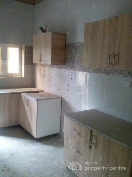 a Tastefully Finished, Brand New 4 Bedroom Terrace Duplex with 1 Room Bq @ Guzape, Guzape District, Abuja, Terraced Duplex for Rent