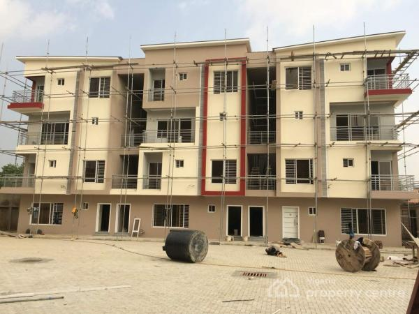 Nicely Finished 4 Bedroom Maisonette, Aina Street, By Opp Grammar School, Ojodu, Lagos, Flat for Sale