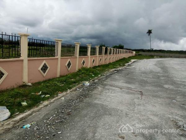 Commercial Land with C of O Facing Expressway Near Dangote Refinery, Ibeju Lekki, Lagos, Commercial Land for Sale