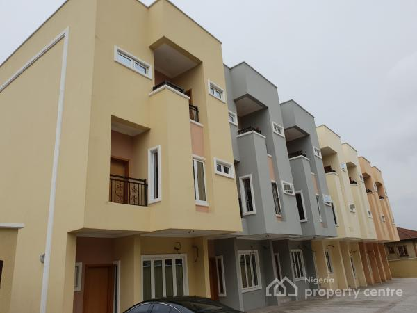 6 Units Tastefully Finished 5 Bedroom Terrace Duplex For Sale At Orimolade  Estate, Adeniyi Jones, Ikeja