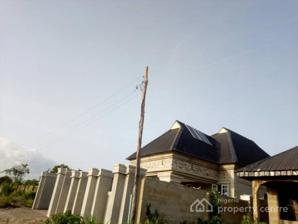 an Edifice Beautifully and Tastefully Built 4 Bedroom Bungalow for Sale in Akure at a Give Away Price, Akure,ondo State, Akure, Ondo, Detached Bungalow for Sale
