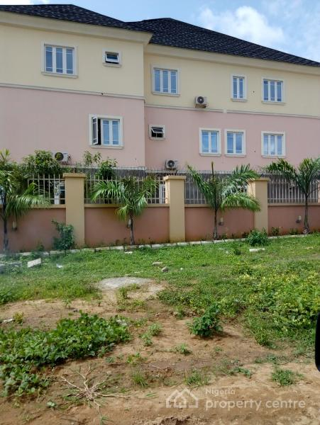 Massive 4 Bedrooms, 2 Sitting Room Plus Boys Quarters, Gwarinpa, Abuja, Terraced Duplex for Rent