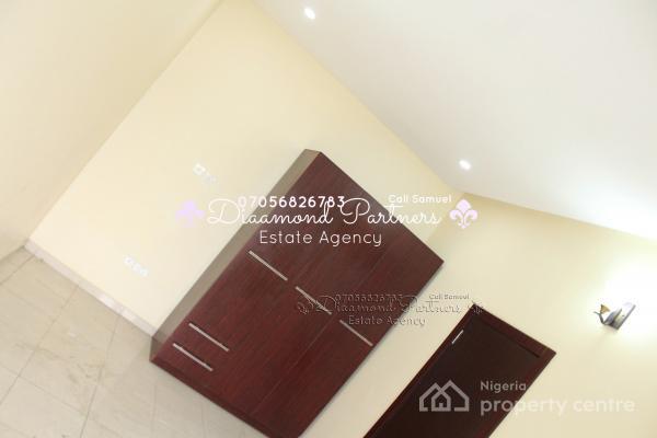 4 Bedroom Serviced Semi Detached Duplex, Lekki Phase 1, Lekki, Lagos, Semi-detached Duplex for Rent