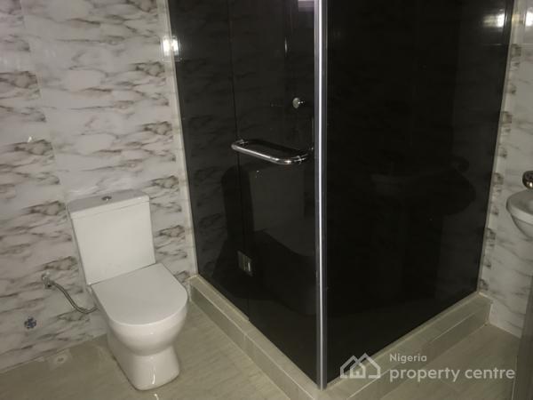 4 Bedroom Duplex with a Bq, Chevron, Lekki, Lagos, Semi-detached Duplex for Sale