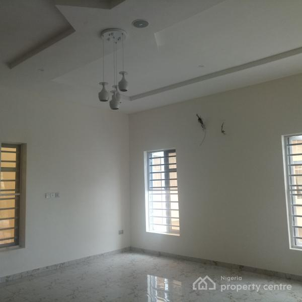 Brand New Tastefully Well Finished 4 Bedroom Fully Detached Duplex with Bq and Fitted Kitchen, Ikota Villa Estate, Lekki, Lagos, Detached Duplex for Rent