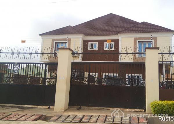 Luxury 4 Bedroom Duplex with Bq, Ikolaba Estate, New Bodija, Ibadan, Oyo, Detached Duplex for Sale
