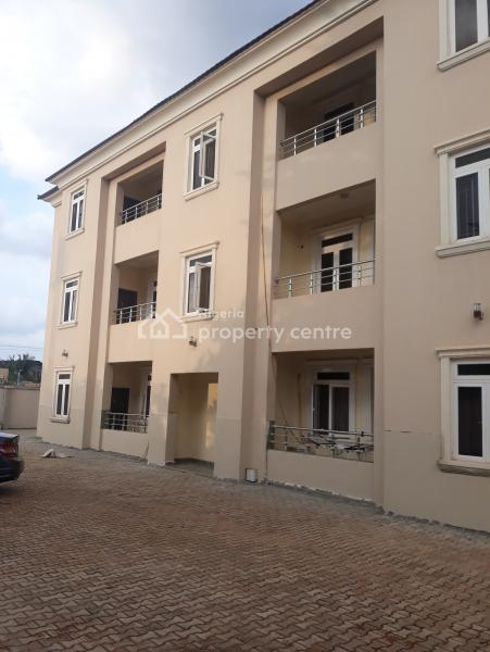 Perfectly Finished & Luxury Built 3bedrooms Apartment, By Next Cash N Carry Mall, Jahi, Abuja, Flat for Rent