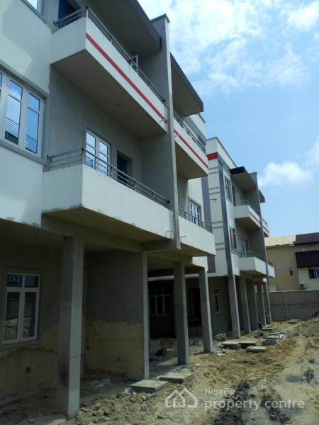 Fantastic Built Spaciously 4 Units of 5 Bedroom Semi Detached Duplex with Bq, Oniru, Victoria Island (vi), Lagos, Semi-detached Duplex for Sale