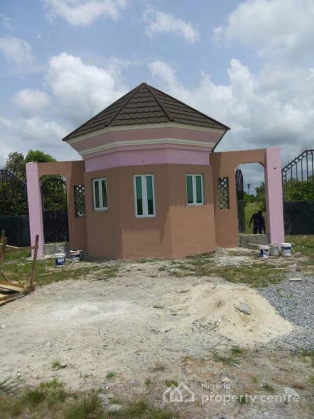 Affordable Royalty Gardens, Opposite La Campagne Tropicana, Orimedu, Ibeju Lekki, Lagos, Mixed-use Land for Sale