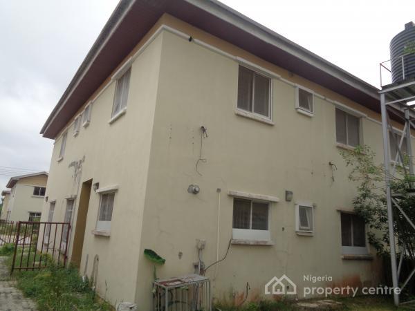 Tastefully Finished 4 Bedroom Semi-detached House., B47, Chois Garden, Abijo Gra, Ajah, Lagos, Semi-detached Duplex for Sale