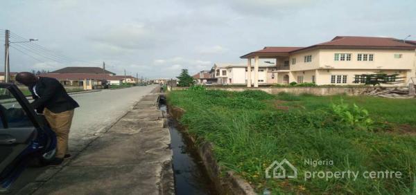 658 Sqm Land for Sale in Pearl Garden Estate, Monastery Road, Sangotedo, Pearl Garden Estate, Monastery Road, Sangotedo, Ajah, Lagos, Residential Land for Sale