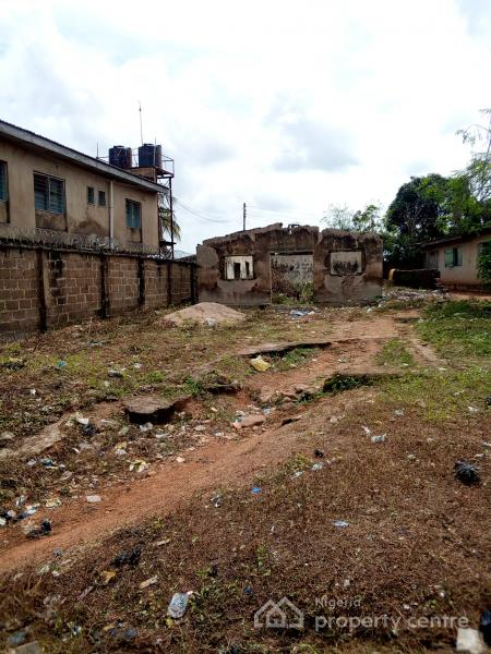 Family Owned 1 and a Quarter Plot of Land, Not Far From General Gas Area, Akobo, Ibadan, Oyo, Residential Land for Sale