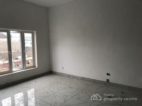 Luxury 3 Bedroom Terrace with a Room Bq, Lekki Phase 1, Lekki, Lagos, Terraced Duplex for Sale