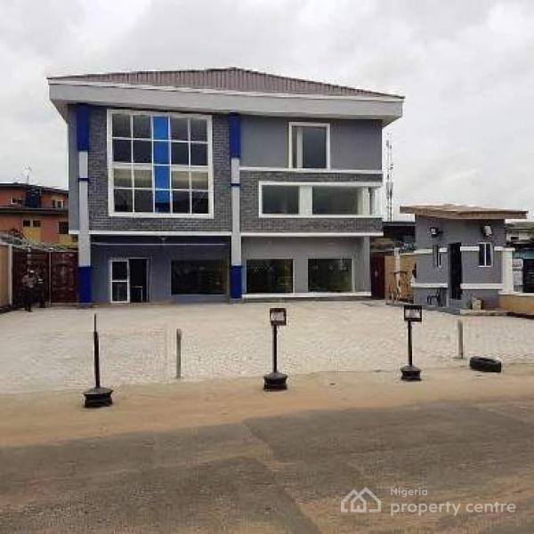 3 Floor Open Plan Complex, Ojodu, Lagos, Plaza / Complex / Mall for Sale