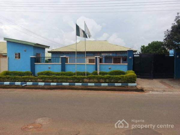 a Lovely Detached 3 Bedroom Bungalow with a Mini Flat & Self Contained, Efab Estate, Lokogoma District, Abuja, Detached Bungalow for Sale