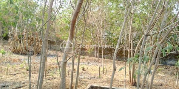 Fenced Land and Close to The Main Road, Idi Ishin Road, Jericho Gra, Jericho, Ibadan, Oyo, Residential Land for Sale