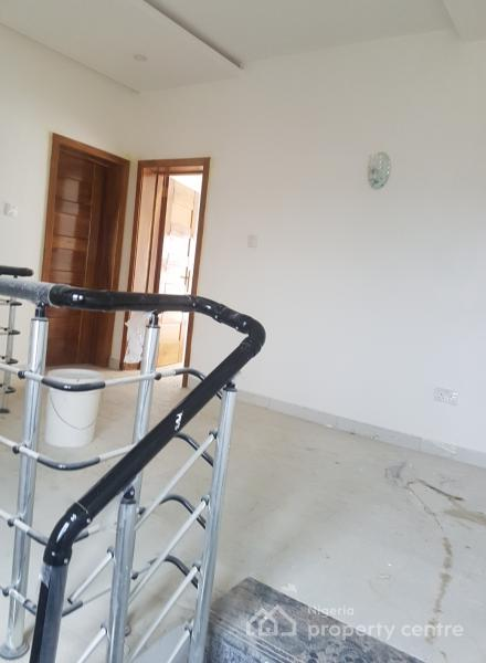 Superb Uk Style Mansion 5 Bedroom Serviced Duplex with Bq in a Secured and Very Flood Free Estate, Agungi, Lekki, Lagos, Detached Duplex for Sale