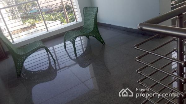 Majestic Fully Serviced and Furnished 1 Bedroom Flat, Equipped with Modern Facilities,24hrs Light, Wuse 2, Abuja, Flat Short Let