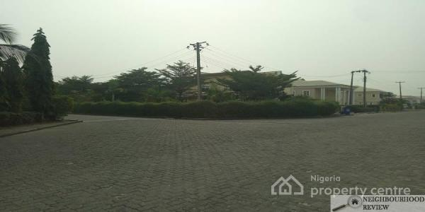 800sqm Plot, Northern Foreshore Estate, Off Chevron Drive, Chevy View Estate, Lekki, Lagos, Residential Land for Sale