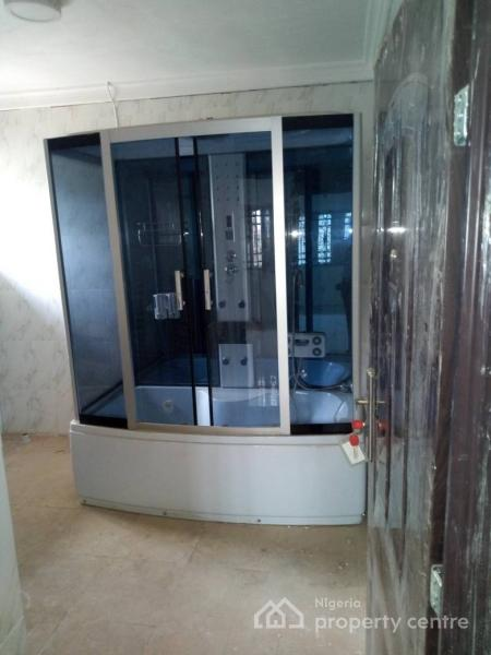 Tastefully Built 4 Flats of 2 Nos of 4 Bedroom Upstairs and 2 Nos of 3 Bedroom Downstairs, Shagari Estate, Mosan Bus Stop, Ipaja, Lagos, Flat for Sale