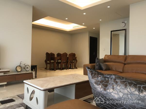 Arcadia Grande Apartment, Eko Atlantic City, Victoria Island (vi), Lagos, Flat Short Let