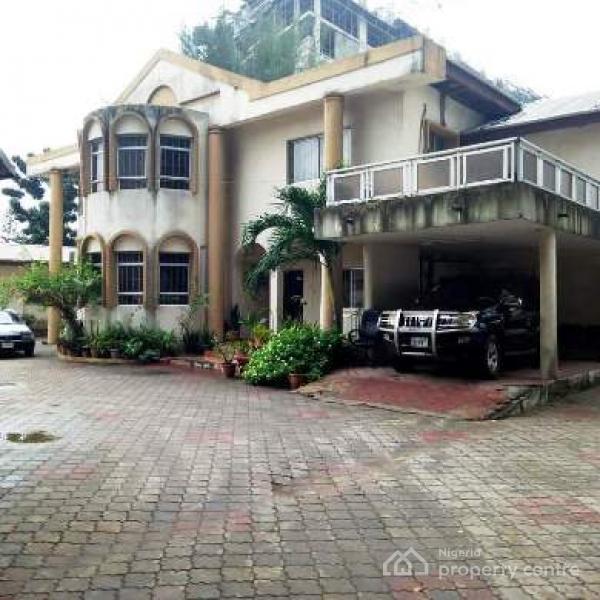 5 Bedroom Detached Duplex, Alexander, Old Ikoyi, Ikoyi, Lagos, Detached Duplex for Sale