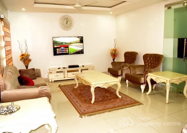 The Elliots (stunning 3 Bedroom Duplex), Off Ligali Ayorinde, Oniru, Victoria Island (vi), Lagos, Flat Short Let