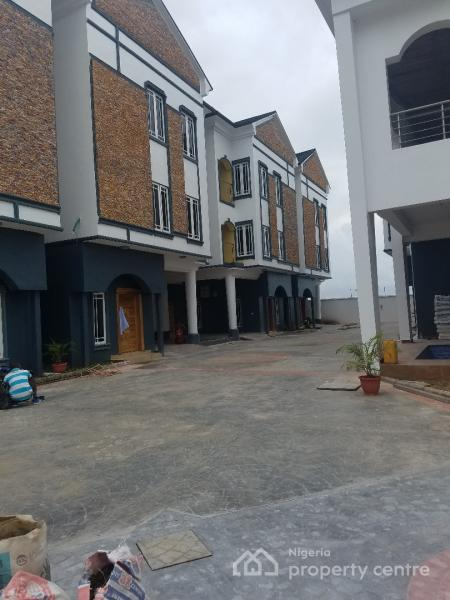 Well Built 6 Units of 4 Bedroom Terraced Duplex, Gloss and Well Fitted Kitchen, Gym Room Etc.built to The Highest of Specification, Off Folashade Awe Street, Lekki Phase 1, Lekki, Lagos, Terraced Duplex for Sale
