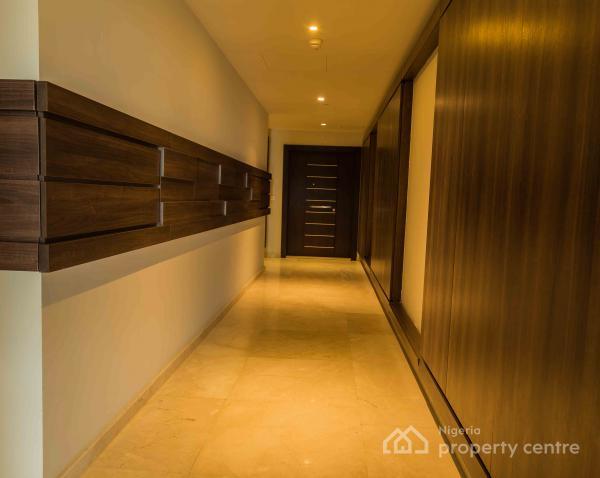 Lovely Self Service 3bedroom with Free  24hrs Power and Wifi, 1412 Ahmadu Bella Way, Victoria Island, Lagos., Lekki Phase 1, Lekki, Lagos, House Short Let