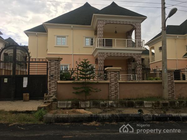 Beautiful 4 Bedroom Duplex with 2 Living Rooms, Gwarinpa Estate, Gwarinpa, Abuja, Detached Duplex for Sale