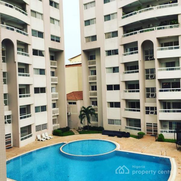 Luxury 4 Bed 1 Study Room Penthouse, Gerrard, Old Ikoyi, Ikoyi, Lagos, Flat for Sale